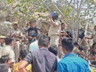 हत्यारे तस्कर 11 अप्रैल की सुबह जोधपुर पहुंच गए, सारण गैंग के सरगना विक्की से मिले, 10 हिरासत में|भीलवाड़ा,Bhilwara - Dainik Bhaskar