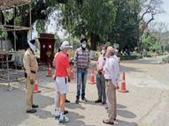 288 केस, 5 मौत...जिले में कम कॉन्टैक्ट ट्रेसिंग पर केंद्रीय टीम नाराज, सैंपलिंग बढ़ाने के दिए निर्देश|पटियाला,Patiala - Dainik Bhaskar