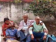दादा के श्राद्ध-कर्म के बाद बहनोई को छोड़ने जा रहा था बस स्टैंड, घात लगाए पूर्व मुखिया के शूटर ने रॉड से पीट-पीटकर मार डाला बिहार,Bihar - Dainik Bhaskar