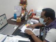 कोविड जांच में तेजी लाने के लिए 3 RT-PCR और CT स्कैन मशीन की खरीदारी को ग्रीन सिग्नल|रांची,Ranchi - Dainik Bhaskar