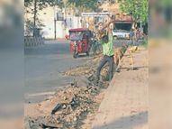 चारों हलकाें में लुक वाली 22 टूटी सड़कें बनाने को मिली एनओसी, इसी सप्ताह शुरू होगा काम|जालंधर,Jalandhar - Dainik Bhaskar