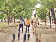 रंगरा के रिटायर्ड फौजी हत्याकांड के मुख्य आरोपी धनंजय यादव सहित दो गिरफ्तार|भागलपुर,Bhagalpur - Dainik Bhaskar