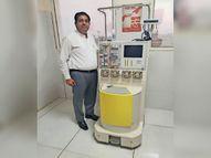 सोनीपत में पहला कोविड प्लाज्मा बैंक खोला गया, शुक्रवार को लगेगा, प्लाज्मा दान कैंप 700 यूनिट की क्षमता सोनीपत,Sonipat - Dainik Bhaskar