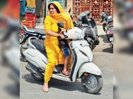 40 डिग्री पार कर गया पारा, रात को सता रही गर्मी, इस सीजन का सबसे गर्म दिन रहा बुधवार, दो दिन में बूंदाबांदी के आसार|रोहतक,Rohtak - Dainik Bhaskar