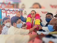 बाबा साहेब के जीवन से सीखना चाहिए : विधायक|भागलपुर,Bhagalpur - Dainik Bhaskar