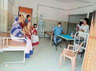 6 माह तक के बच्चों की करें विशेष देखभाल: प्रियंका|कुमारखंड,Kumarkhand - Dainik Bhaskar