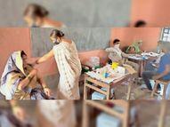 1500 लोगों की जांच में 60 में निकला कोरोना का संक्रमण, 300 केस एक्टिव|पटना,Patna - Dainik Bhaskar