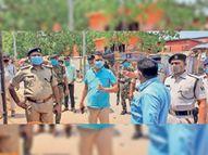 संक्रमण से खराब हो रहे हालात, कोरोना पर जीत के लिए आगे आएं लोग|पटना,Patna - Dainik Bhaskar