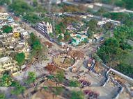 50% सड़कें खोद दी, जल्द ठीक न हुईं तो नमामि गंगे में हम सब डूबेंगे|पटना,Patna - Dainik Bhaskar
