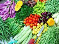 राशन, सब्जी और फलों की किल्लत, मिल भी रही तो 4 गुना महंगी; पिछले 7 दिनों में 12,226 नए संक्रमित और 146 की मौत|भिलाई,Bhilai - Dainik Bhaskar