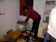 दांतरू में पपीता शेक पीने से बिगड़ी 119 लोगों की तबीयत में सुधार, लैब रिपोर्ट आने के बाद स्वास्थ्य विभाग करेगा कार्रवाई|सीकर,Sikar - Dainik Bhaskar