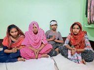 रीको में लालचंद नाथ की हत्या की मुख्य आरोपी गिरफ्तार, अन्य लोगों की तलाश में छापेमारी जारी|श्रीगंंगानगर,Sriganganagar - Dainik Bhaskar