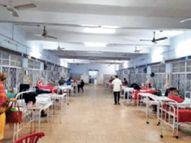 बीएसपी में सात दिनों में कोरोना से 33 कर्मियों ने जान गंवाई, 1017 संक्रमित हो गए, रोस्टर सिस्टम पर संशय|भिलाई,Bhilai - Dainik Bhaskar