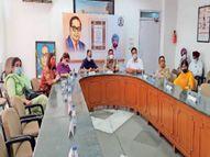 बाबा साहेब का संविधान और आधुनिक भारत के निर्माण में डाला अहम योगदान हमेशा याद रहेगा|पटियाला,Patiala - Dainik Bhaskar