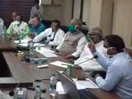 204 नए पॉजिटिव केस मिलने से रीवा जिले में हुए 11 सौ से ज्यादा एक्टिव केस, दिन प्रतिदिन बढ़ रही संक्रमण की दर|रीवा,Rewa - Dainik Bhaskar