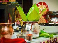 चैत्र नवरात्रि, चतुर्थी और शुक्रवार का योग, आज देवी दुर्गा, गणेशजी और महालक्ष्मी की पूजा जरूर करें|धर्म,Dharm - Dainik Bhaskar