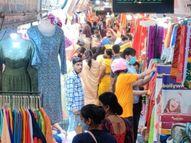 न खुद की चिंता न दूसरों की परवाह, नियम तोड़कर बन रहे खतरा, संक्रमण की रफ्तार बढ़ी तो सख्त हुआ प्रशासन पटना,Patna - Dainik Bhaskar