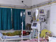 केंद्रीय स्वास्थ्य मंत्री ने कहा- केंद्र के पास पर्याप्त वेंटिलेटर लेकिन कोई मांगता ही नहीं, छत्तीसगढ़ ने कहा- 12 अप्रैल को ही भेजी है 285 वेंटिलेटर की डिमांड|रायपुर,Raipur - Dainik Bhaskar