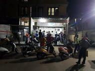पिछले 24 घंटों में 138 लोगों की मौत, 14 हजार से ज्यादा मरीज मिले; किराना और सब्जी छूट के साथ रायपुर में बढ़ेगा लॉकडाउन|रायपुर,Raipur - Dainik Bhaskar