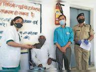 निसरपुर,डही में आठ दिन में 4-4 मरीज मिले, 10 ब्लाॅक में अलग-अलग दिन मरीजाें का आंकड़ा रहा शून्य धार,Dhar - Dainik Bhaskar
