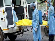 सरकार ने कोरोना मरीज की मौत के बाद शव सुरक्षित रखने अधिकतम 2500 लेने की अनुमति दी थी, निजी अस्पतालों ने कहा अब वह भी नहीं लेंगे|रायपुर,Raipur - Dainik Bhaskar