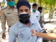रेमडेसिविर इंजेक्शन की कालाबाजारी करते युवक गिरफ्तार, पीड़ित परिवार से एक इंजेक्शन के लिए वसूले थे 22 हजार रु. इंदौर,Indore - Dainik Bhaskar