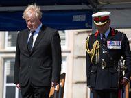 कोरोना के नए वैरिएंट ने ब्रिटेन की चिंता बढ़ाई, प्रधानमंत्री बोरिस जॉनसन की यात्रा रद्द करने की मांग उठी|विदेश,International - Dainik Bhaskar