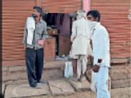 कोरोना कर्फ्यू का नहीं हो रहा पालन, बाजार में बढ़ रही भीड़|होशंगाबाद,Hoshangabad - Dainik Bhaskar