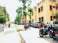 कनाड़िया थाने से 100 कदम दूर, पुलिस के घर में घुसे चोर इंदौर,Indore - Dainik Bhaskar