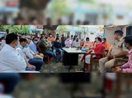 सप्ताह में तीन दिन लाॅकडाउन रखेंगे व्यापारी, बाकी चार दिन करेंगे व्यापार सतवास,satwas - Dainik Bhaskar