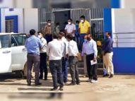 कोरोना की चेन को तोड़ने के लिए यह कर्फ्यू लगाया है, सभी को पालन करना है : मिश्रा पेटलावद,Petlawad - Dainik Bhaskar