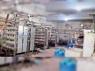 दिल्ली में वीकेंड लॉकडाउन से मालिक नहीं पहुंच रहे कंपनी|गन्नौर,Ganaur - Dainik Bhaskar