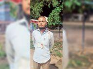 दो बाइक से आए जवानाें ने केबल ऑपरेटर का सिर फोड़ा|धमतरी,Dhamtari - Dainik Bhaskar