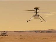 NASA का हेलिकॉप्टर इंजेन्यूटी कल मंगल ग्रह के वातावरण में उड़ान भरेगा, स्पेस एजेंसी की वेबसाइट पर लाइव टेलीकास्ट भी होगा|विदेश,International - Dainik Bhaskar