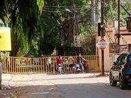 ग्वालियर में सोमवार को 1072 नए संक्रमित मिले, 19 की मौत|ग्वालियर,Gwalior - Dainik Bhaskar