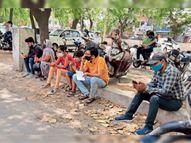 होम आइसोलेट हो रहे करीब 83% मरीज, रिपोर्ट आने के दो से तीन दिन बाद पहुंच पा रही स्वास्थ्य विभाग की टीम|सोनीपत,Sonipat - Dainik Bhaskar