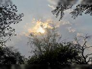 आज बूंदाबांदी के आसार, 22 से एक बार फिर फिर बढ़ेगी गर्मी|भागलपुर,Bhagalpur - Dainik Bhaskar