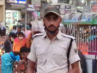 पुलिसकर्मियों के लिए मास्क किया जरूरी, बिहार के हर थाने का बदला प्रोटोकॉल देखिए|भागलपुर,Bhagalpur - Dainik Bhaskar