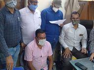थाने में बैठकर ली 20 हजार की घूस, ACB ने ट्रैप किया, मुकदमे में गिरफ्तार नहीं करने के एवज में मांगे थे 40 हजार रुपये|कोटा,Kota - Dainik Bhaskar
