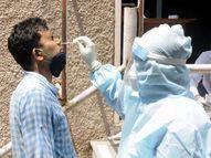 पिछले 24 घंटे में 50 संक्रमितों ने तोड़ा दम, 3992 मिले नए पॉजिटिव मरीज; सक्रिय मरीजों की संख्या पहुंची 25 हजार पार|धनबाद,Dhanbad - Dainik Bhaskar