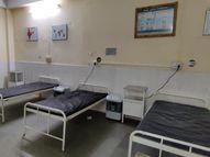 जिसमें हर मरीज को मिलेगी ऑक्सीजन, हर बेड पर मशीन लगाई, बड़ा टैंक भी स्थापित; पूरे समय डॉक्टर और स्टॉफ की ड्यूटी|उज्जैन,Ujjain - Dainik Bhaskar