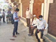 पहले दिन 4995 घरों के 24 हजार लोगों की स्क्रीनिंग, दवाएं भी दी, उदयपुर में पहली बार रिकॉर्ड 20 मौतें, 702 नए संक्रमित भी मिले|उदयपुर,Udaipur - Dainik Bhaskar
