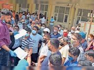 24 घंटे में रिकॉर्ड 397 मरीज; निजी अस्पतालों में 25 फीसदी बेड कोरोना मरीजों के लिए रिजर्व होंगे|पानीपत,Panipat - Dainik Bhaskar