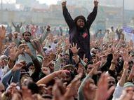 फ्रेंच एम्बेसेडर को निकालने के लिए संसद में प्रस्ताव लाई पाकिस्तान सरकार, कट्टरपंथी संगठन का चीफ भी रिहा|विदेश,International - Dainik Bhaskar