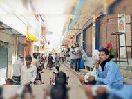 खैरथल के वकील सहित 3 की मौत, अलवर में संक्रमित पुत्र के बाद पिता ने भी दम तोड़ा|अलवर,Alwar - Dainik Bhaskar