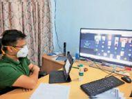 अस्पतालों में बेडों के लिए तीन श्रेणी में बांटे गए, कोरोना मरीज; बिना लक्षण वाले सामान्य व गंभीर आईसीयू में होंगे भर्ती|धनबाद,Dhanbad - Dainik Bhaskar