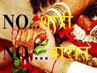 शादियों की तैयारियां पूरी, कलेक्टर के आदेश के बाद शादी वाले परिवारों में हड़बड़ाहट का माहौल इंदौर,Indore - Dainik Bhaskar