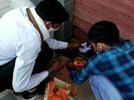 अलवर शहर में दो बड़े प्रतिष्ठान सीज किए, बड़ी संख्या में जुर्माना लगाने की कार्रवाई जारी|अलवर,Alwar - Dainik Bhaskar