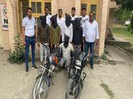 पानीपत मेंसुपरवाइजर के पांच और हत्या आरोपियोंको पुलिस ने किया गिरफ्तार, चार पहले ही गिरफ्त में|पानीपत,Panipat - Dainik Bhaskar