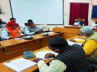 जिला परिषद सीईओ ने मांगी थी मदद; उदयपुर में विधायक मद से अत्याधुनिक मशीनों की होगी खरीद, हर मिनट 5-10 लीटर तैयार होगी ऑक्सीजन|उदयपुर,Udaipur - Dainik Bhaskar